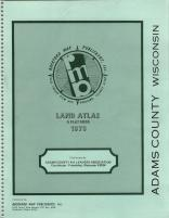 Title Page, Adams County 1978